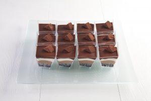 """גביעי תענוג מוס שוקולד 141/188 ש""""ח כולל מע""""מ"""