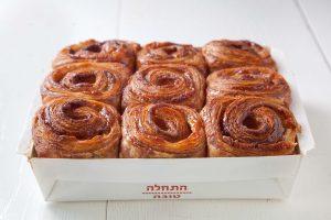 וואלה !חדשות : עוגת שמרים שושנים של לחמים