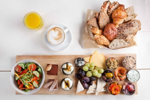 תפריט ארוחת בוקר החשמונאים (בימי שישי בלבד)