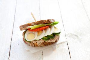 ביס טונה בלחם דגנים / שיפון