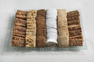 """מגש עוגיות לחג 182 ש""""ח כולל מע""""מ"""