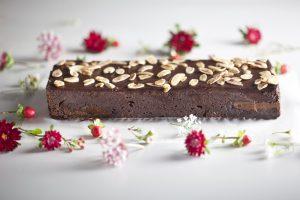 עוגת שוקולד נוגט ללא קמח