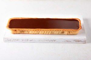 טארט גבינה שוקולד
