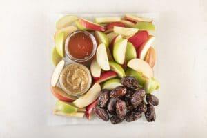 מגש תפוחי משק לראש השנה